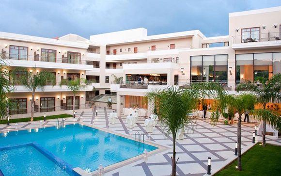 Hôtel Porto Platanias Beach Resort & Spa 5*