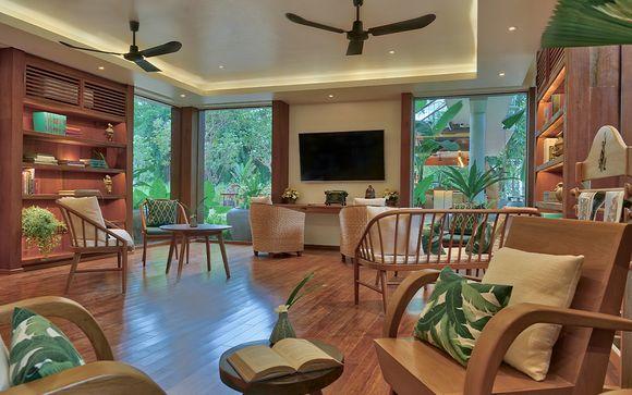 Votre extension à l'hôtel FCC Angkor 5* à Siem Reap