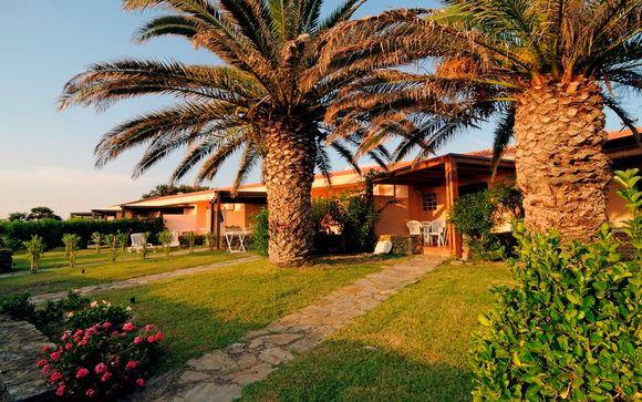 Poussez les portes de votre hôtel Villaggio Le Tonnare 4*