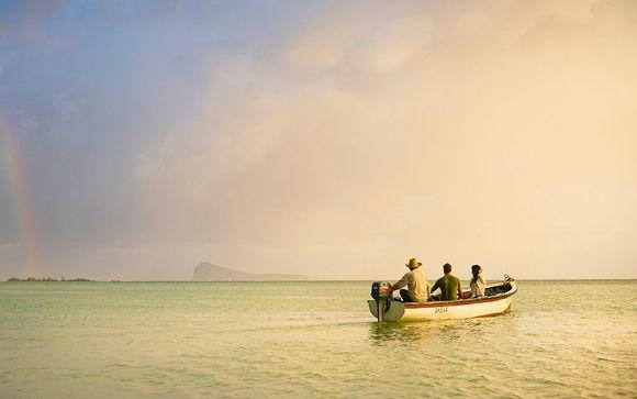 Suivez-nous... sur l'Ile Maurice !