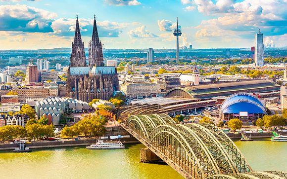 Hotel Dorint an der Messe Cologne 4*