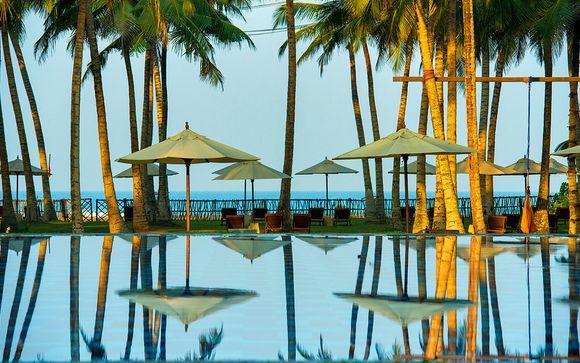 Votre extension à l'hôtel Taprobana Beach 4*