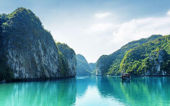 Circuit Cambodge et Vietnam en liberté avec séjour possible à Sapa