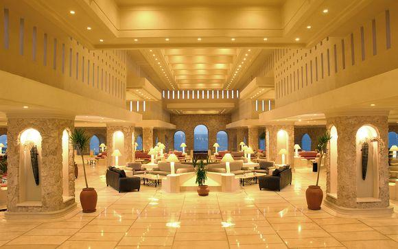 Votre extension à l'hôtel Albatros Citadel Azur à Hurghada
