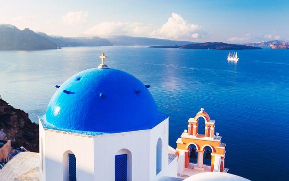La croisière Perles de la mer Egée : le programme