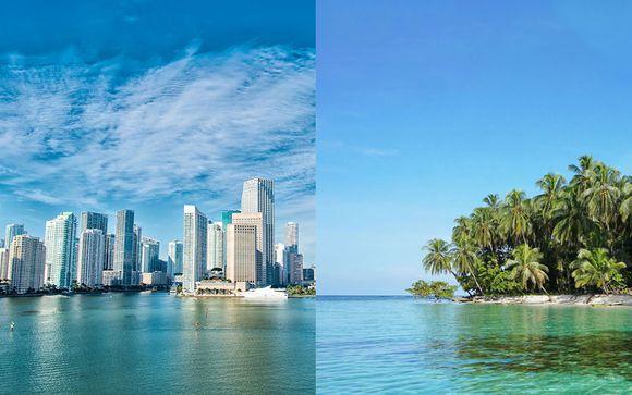 Combiné 5* Nautilus Miami et Westin Playa Bonita Panama