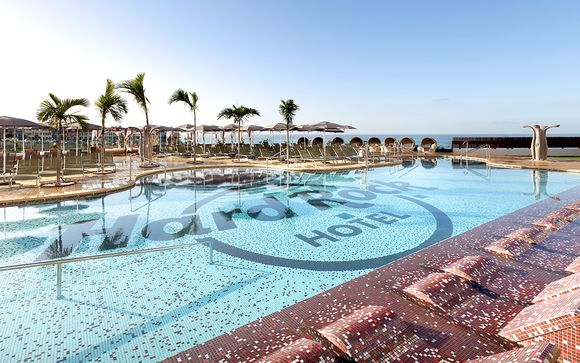 Hard Rock Hotel Tenerife 5*