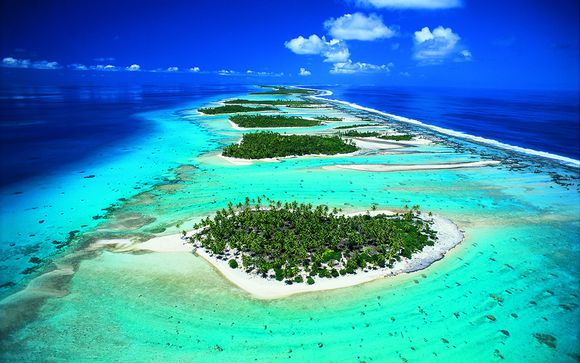 Combiné 4* Tahiti Pearl, Tahaa Private Island et Tikehau Pearl