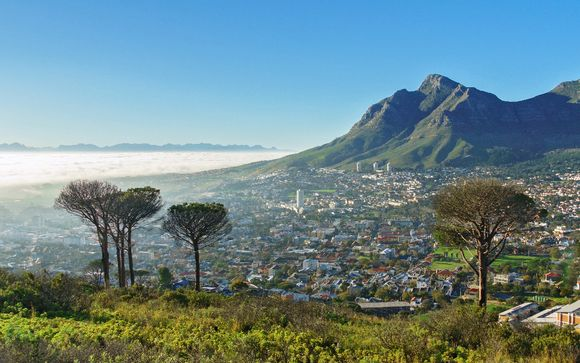 Suivez-nous... En Afrique du Sud