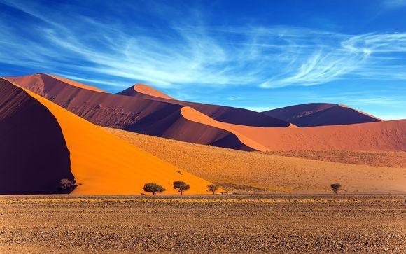 Circuit Safaris et Dunes d'Afrique Australe