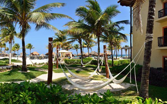 Poussez les portes de votre Hôtel Bravo Club Yucatán Beach 4*