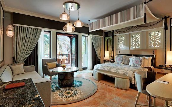 Poussez les portes de l'hôtel Jumeirah Dar al Masyaf 5*