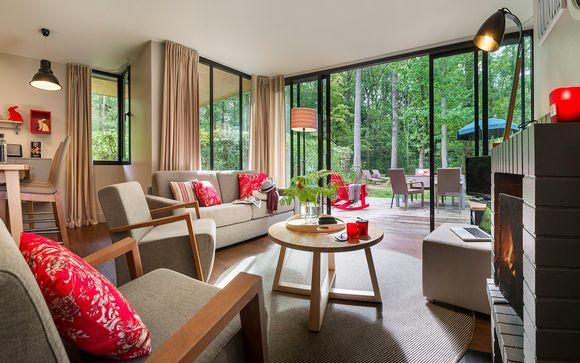 Center Parcs Domaine des Bois Francs - Cottage VIP