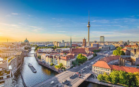 Hôtel Mystère 4* à Berlin