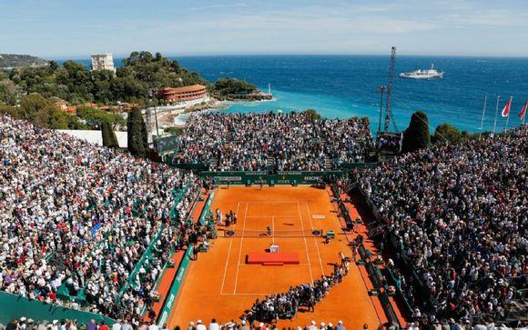Le tournoi de tennis Monte Carlo Rolex Masters