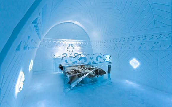 Ice Hotel and Stockholm Stay