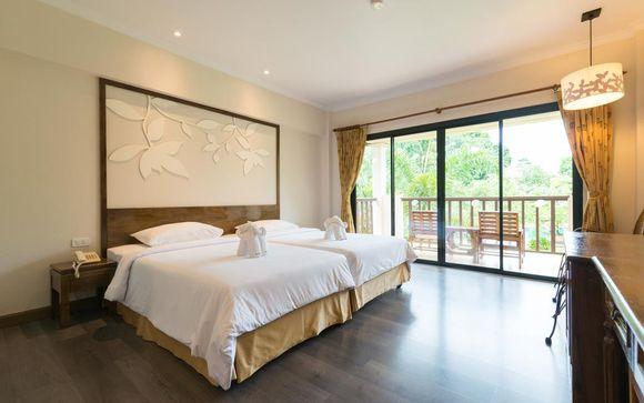 Poussez les portes de l'hôtel The Leaf on the Sands à Khao Lak