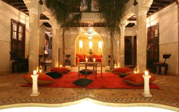 Poussez les portes de votre Riad et de votre lodge