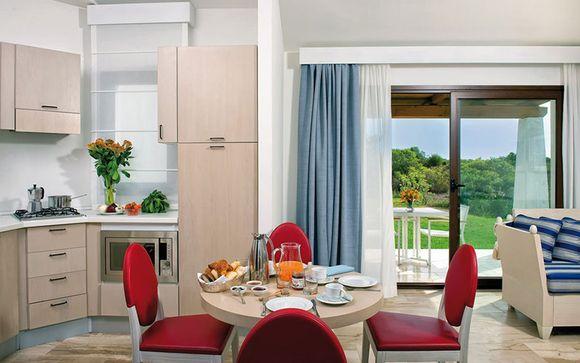 Poussez les portes de votre résidence Grande Baia Resort & Spa 4*