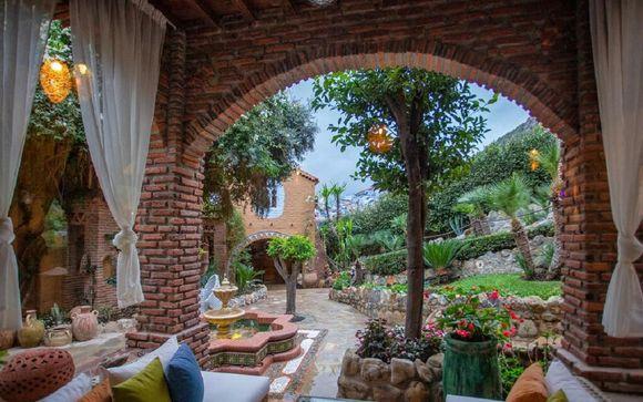 Votre escapade de luxe avec déjeuner marocain à Chefchaouen incluse