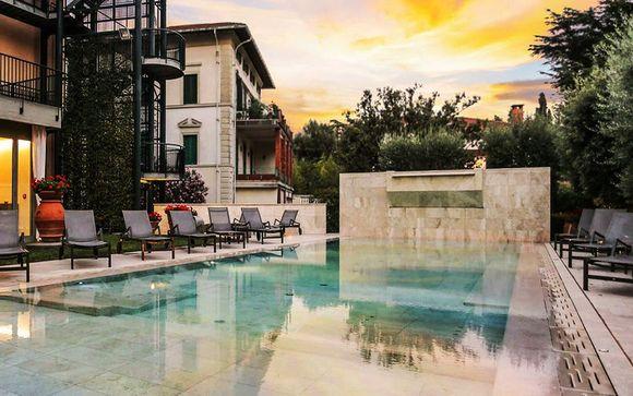 Grand Hotel Croce di Malta 4* Sup