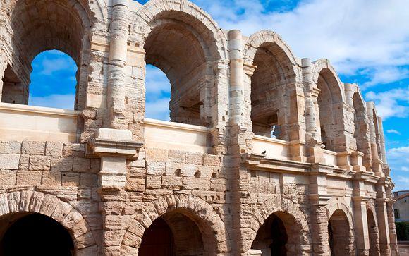 Zoom sur votre croisière d'Arles à Sète