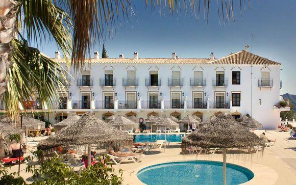 Votre extension balnéaire à l'hôtel TRH Mijas 4*
