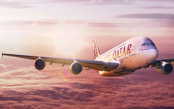 La compagnie Qatar Airways en Classe Affaires