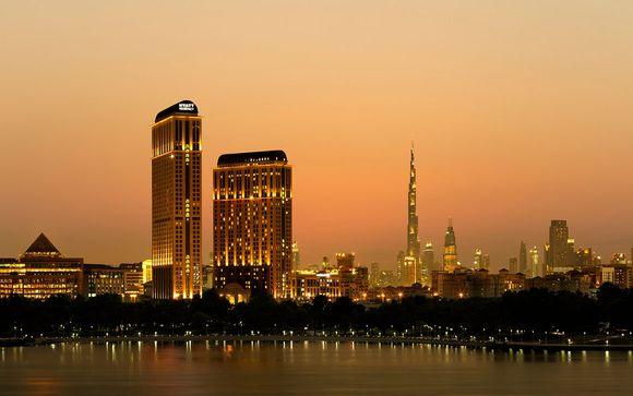 Poussez les portes de l'hôtel Hyatt Regency Dubai Creek Heights 5*