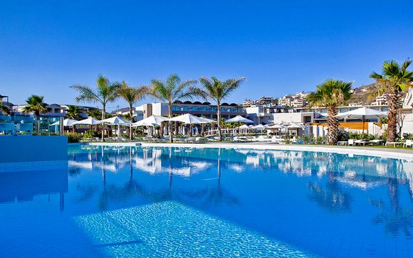 Avra Imperial Beach Resort & Spa 5* by Nosylis Collection