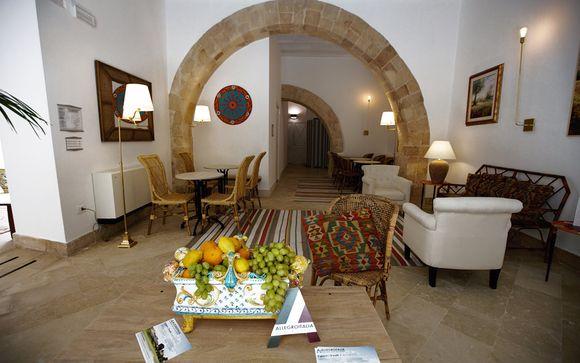 Poussez les portes de Appart'hôtel AllegroItalia Siracusa Ortigia 4* à Syracuse