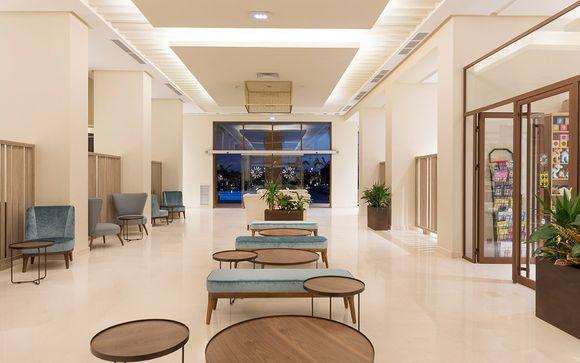 Poussez les portes de l'hôtel Be live Experience Marrakech Palmeraie 4* à Marrakech