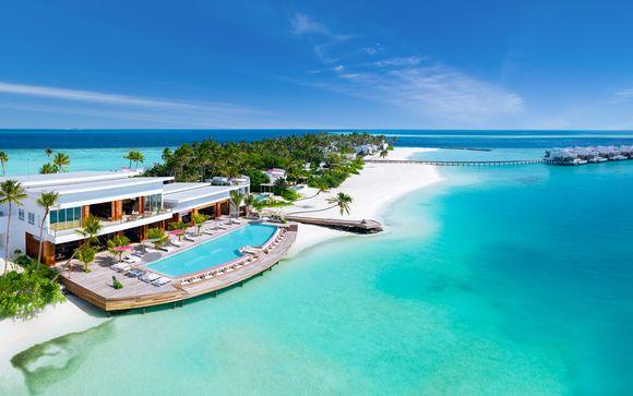 Hôtel LUX* North Male Atoll 5*