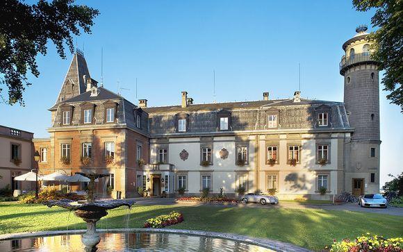 Château d'Isenbourg 5*