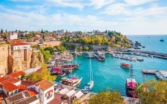 Rendez-vous... à Antalya