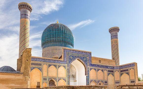 Circuit à la découverte de l'Ouzbékistan en 7 ou 9 nuits
