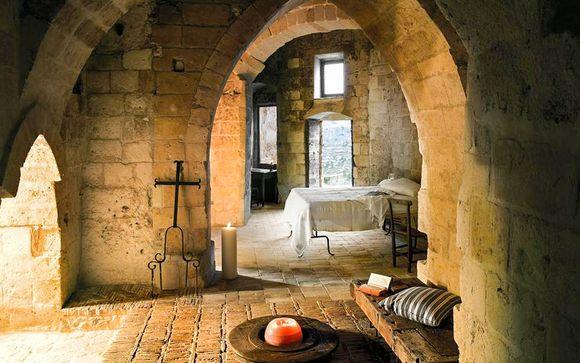 Poussez les portes du Sextantio Le Grotte Della Civita 4*