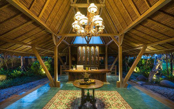 Poussez les portes de l'hôtel Adiwana Arya Villa 4* à Ubud