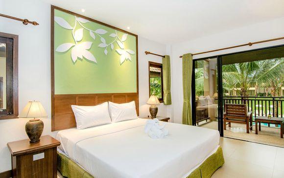 Poussez les portes de l'hôtel The Leaf Oceanside 4* à Khao Lak