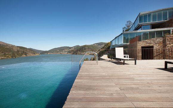Poussez les portes du Rio Douro Hotel and Spa 4*