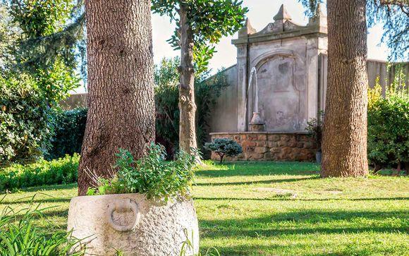 Poussez les portes de l'hôtel Occidental Aurelia 4*