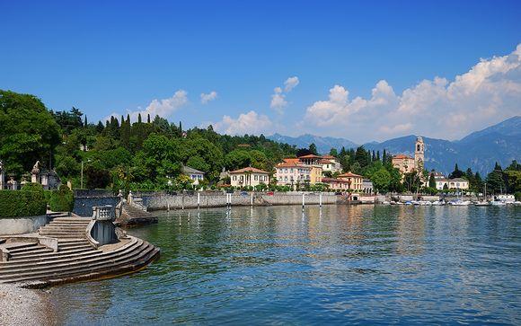 Adresse moderne au cœur de la Lombardie