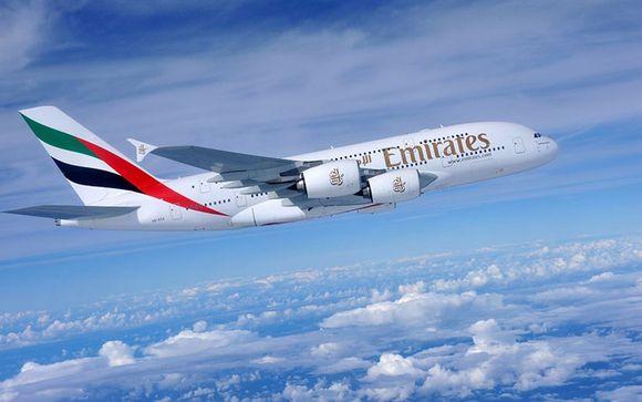 La compagnie aérienne Emirates
