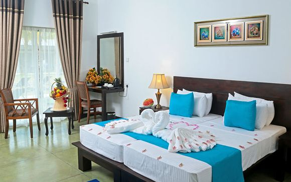 Votre séjour balnéaire à l'hôtel Coco Royal Beach 4* ou similaire