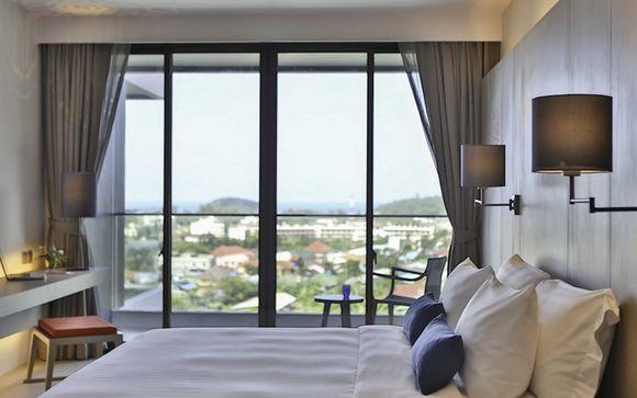 Poussez les portes de l'hôtel The Yama Phuket 4* à Phuket