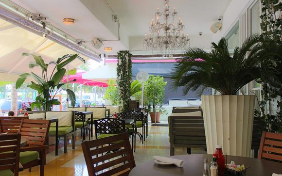 Poussez les portes de l'hôtel Breakwater 4* à Miami