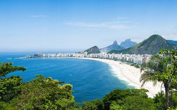Réveillon à Rio à l'hôtel Mirador Rio Copacabana 4* + vols