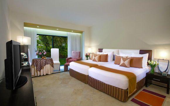 Poussez les portes de l'hôtel Grand Oasis Tulum 5*