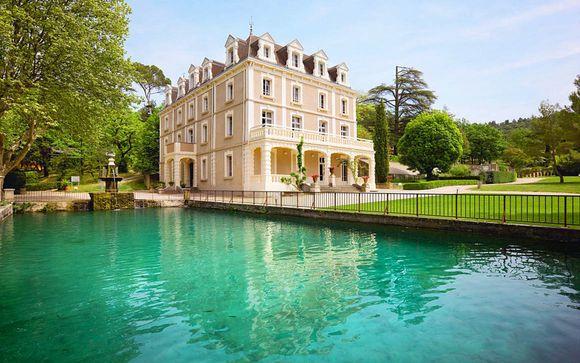Poussez les portes de votre Club Domaine de Château Laval