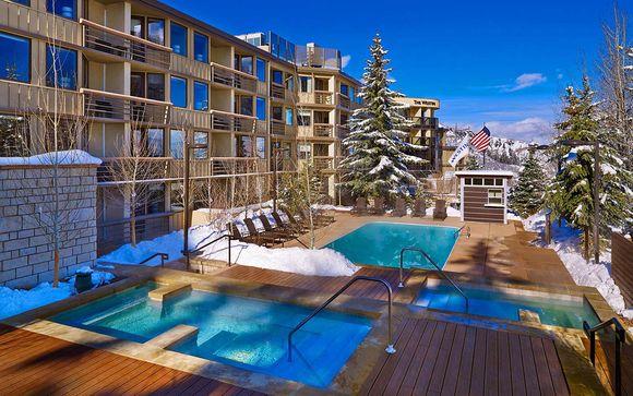 Votre extension à l'hôtel Westin Snowmass 5*